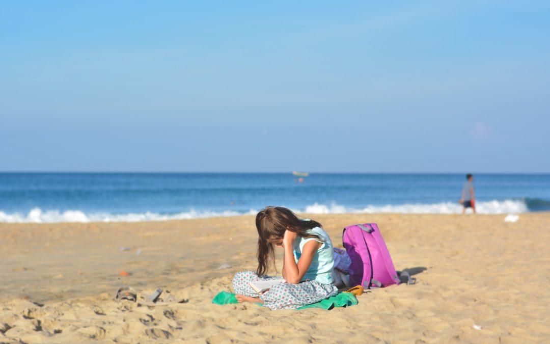 ¿Cómo mantener los hábitos de estudio en los meses de verano?